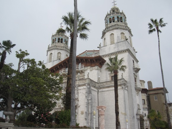 Screening At Hearst Castle
