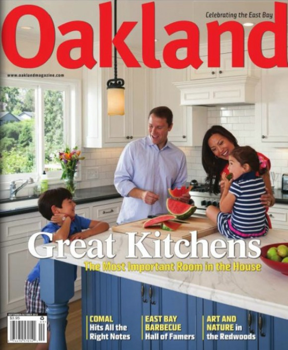 California Forever in Oakland Magazine