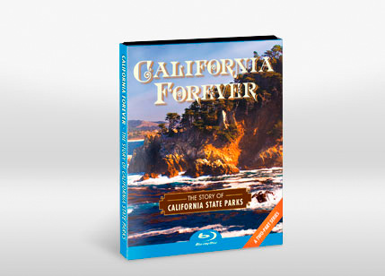 California Forever - Blu-ray Packaging