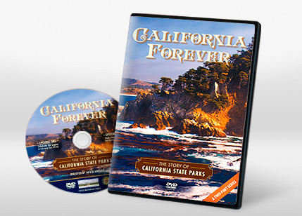 California Forever - DVD Packaging